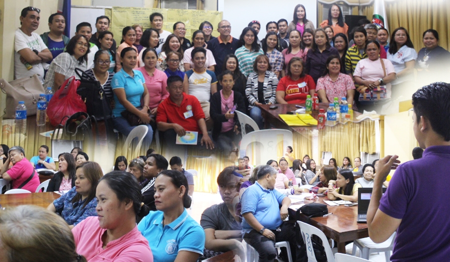 Gende and Development mainstreaming for cooperatives in Mandaue City 2019